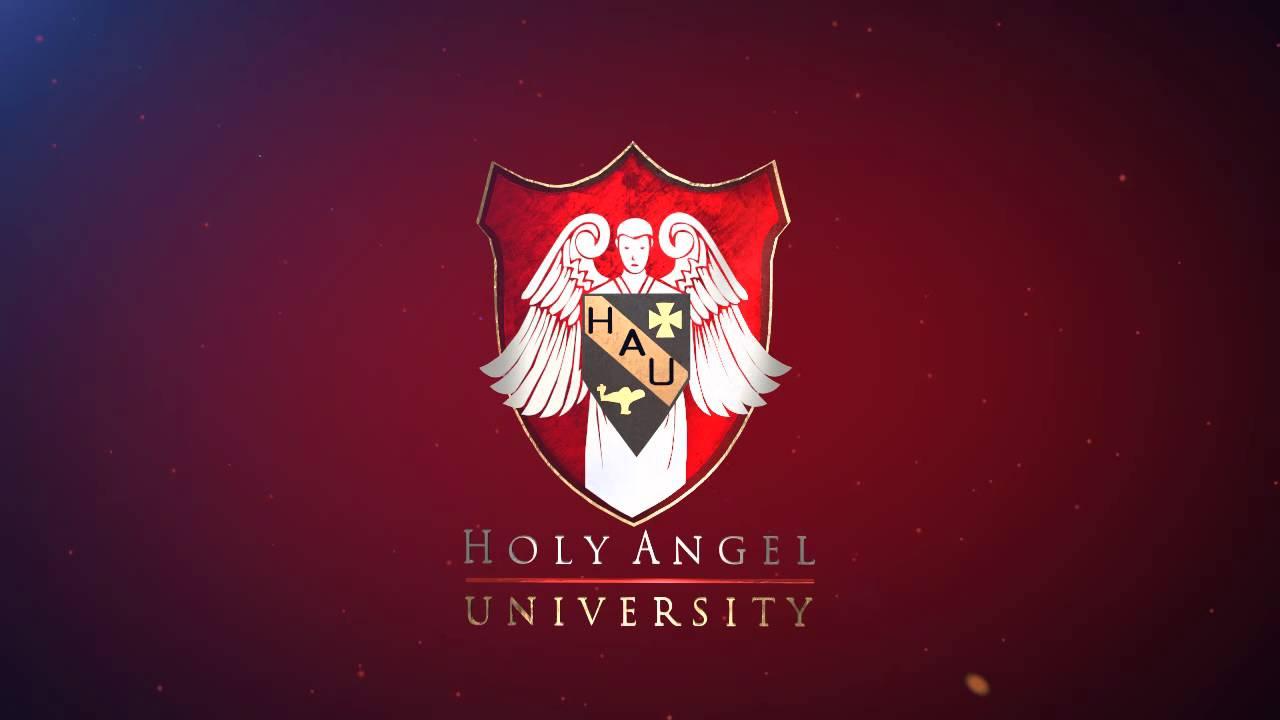 Holy Angel University Basic - YouTube