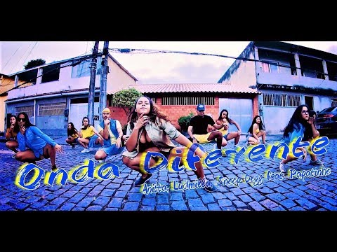 ONDA DIFERENTE - Anitta with Ludmilla and Snoop Dogg feat Papatinho  Coreografia CAD