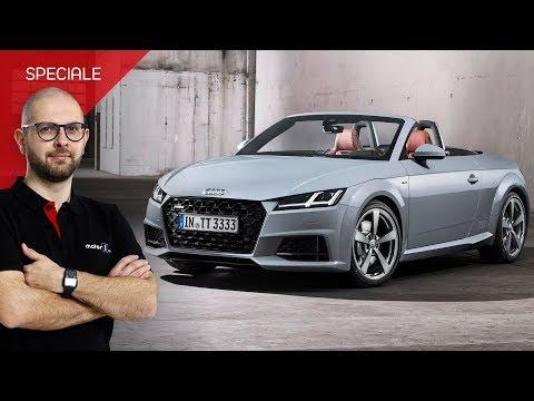 Audi TT | Il restyling dei 20 anni visto da vicino