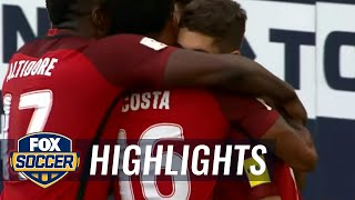 USA vs. Trinidad and Tobago | 2017 CONCACAF World Cup Qualifying Highlights