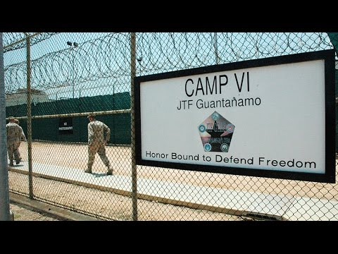 Gitmo: The life of a detainee