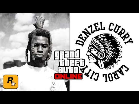 Denzel Curry plays GTA vs Nyck Caution, Juice & Remy Banks (GTA Online Live Stream)