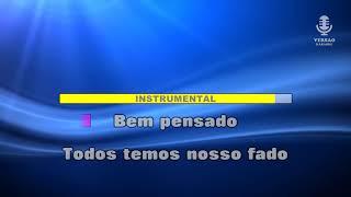 ♫ Demo - Karaoke - FADO DE CADA UM - Amália Rodrigues