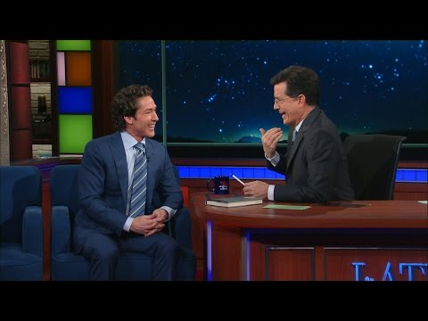 Pastor Joel Osteen On 'The Power Of I Am'