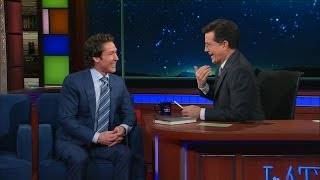 Pastor Joel Osteen On