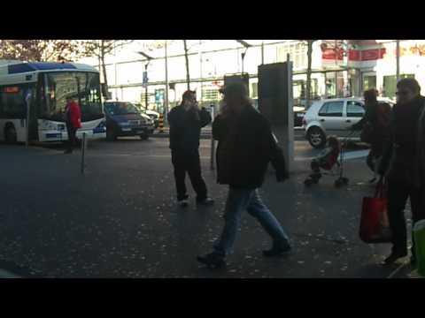 Téléphone portable à Lausanne / Suisse