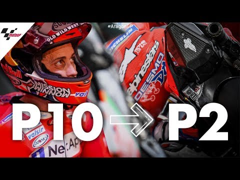 Andrea Dovizioso Race Highlights | 2019 #AragonGP