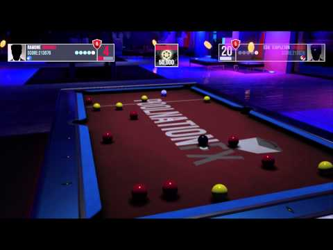 Pool Nation FX Launch Trailer - Xbox One