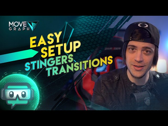How to Use Stinger in Streamlabs With Sound - The right way! 2020 Tutorial