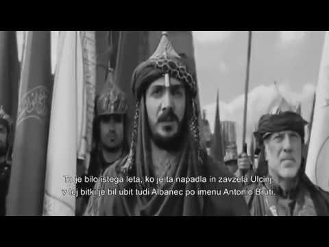 Gjurmë Shqiptare: Albanski plemiči Kopra (Slovenian Subtitles)