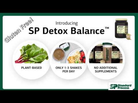 New - Standard Process Detox Balance™ Program