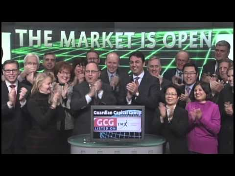 Guardian Capital Group Limited Gcg Tsx Opens Toronto Stock Exchange December