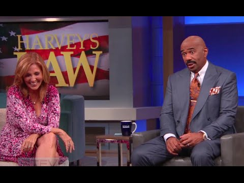 You might get arrested if you use my advice  STEVE HARVEY