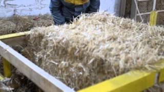 Производство соломенных панелей в Одессе(Соломенные панели Eco Palea – это уникальное энергоэффективное и экологичное решение в строительстве малоэта..., 2016-02-18T13:17:00.000Z)