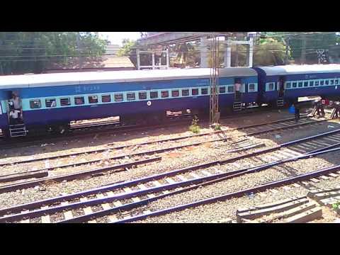 Hyderabad Ahmedabad Holiday Special Train.