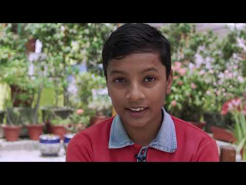 Alpha Montessori,  New Delhi, India, 2019