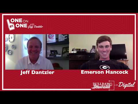 one-on-one-with-jeff-dantzler-and-guest-emerson-hancock---episode-11