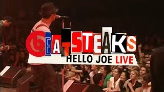 Beatsteaks - Hello Joe (Official Live Video)