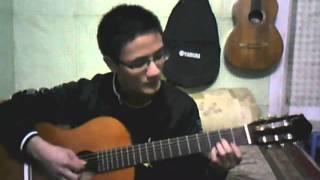 lắng nghe giọt nước mắt guitar