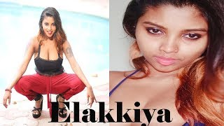 #TIKTOK  #MUSICALLY HOT ELAKKIYA | Tamil tik tok  Elakkiya