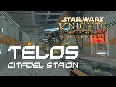 Knights of the Old Republic II: Telos Citadel Station