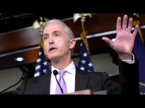 Trey Gowdy Puts FBI Director Comey UNDER FIRE , House Intelligence Committee Hearing