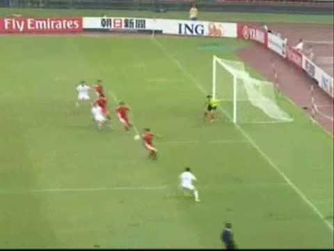 Uzbekistan vs China  3:0