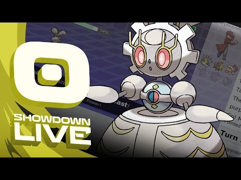 """OTR MAGEARNA"" Pokemon Sun & Moon! OU Showdown Live w/PokeaimMD"