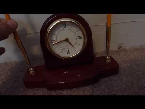 Desk Clock (Quartz)