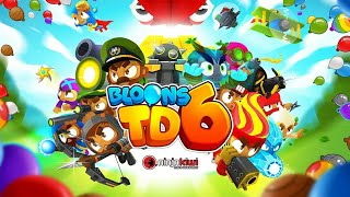 So btd6 came out // Bloons Tower Defence 6