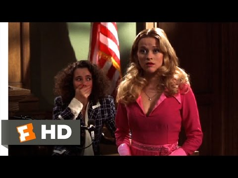 Legally Blonde (11/11) Movie CLIP - Elle Wins! (2001) HD