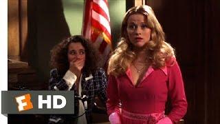 Legally Blonde 11/11 Movie Clip - Elle Wins! 2001 Hd