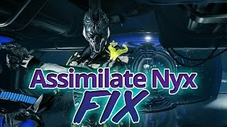 The Assimilate Nyx Fix/Nerf - My two credits