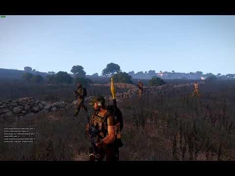Звуковой мод STALKER VOICES FOR AI для ARMA 3