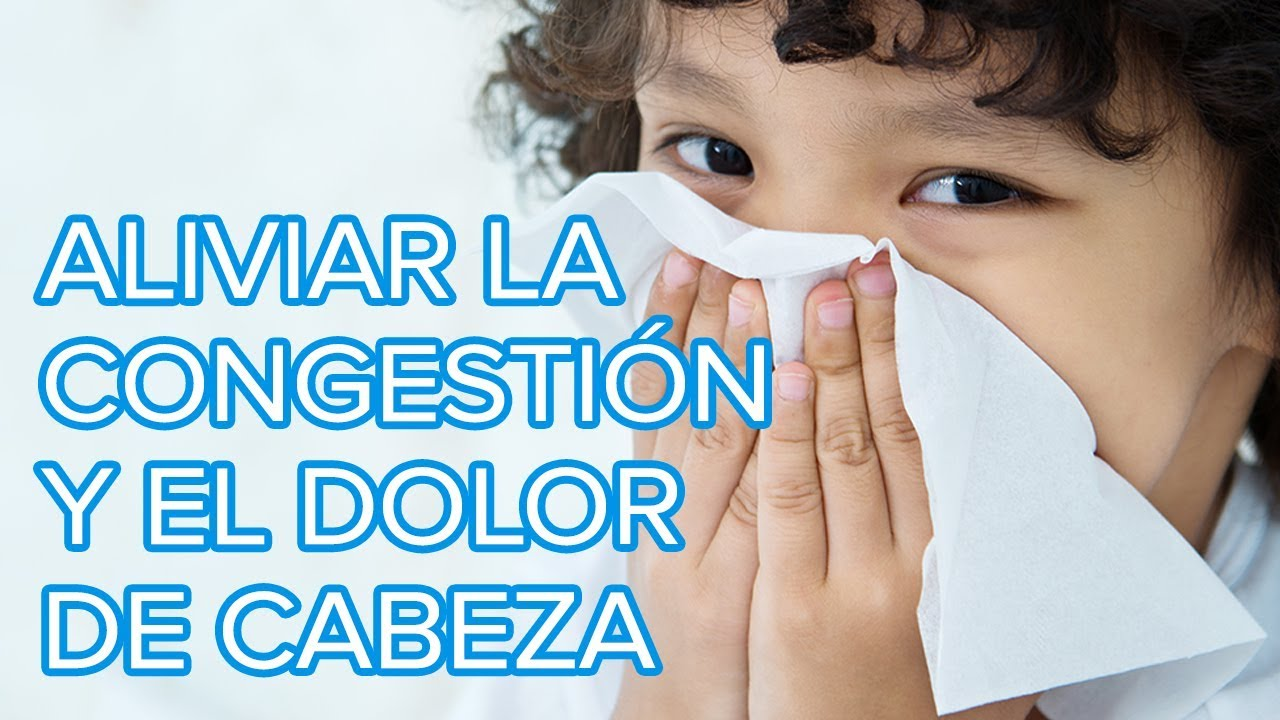 Congestión nasal dolor de cabeza dolor de oído