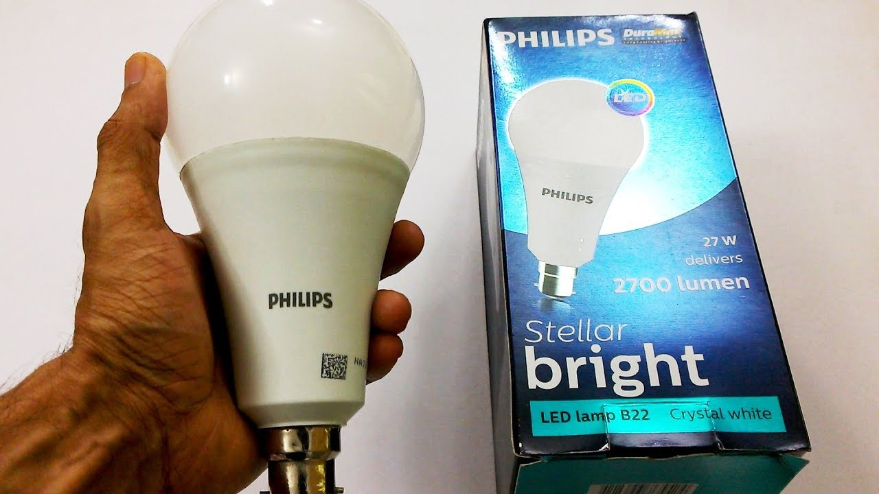 Bright Light Philips Super Bright Philips 27 Watt Led Bulb
