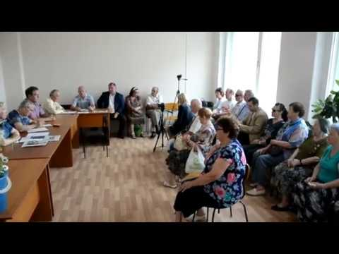 Встреча Платошкина с