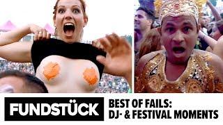 Best of DJ & Festival Moments: DJ Fails, Crowd Fails, DJ Trolls