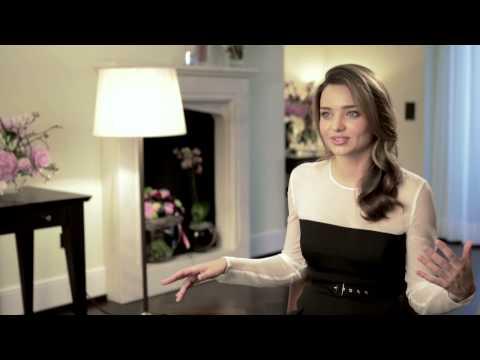 Miranda Kerr presenta Joyful