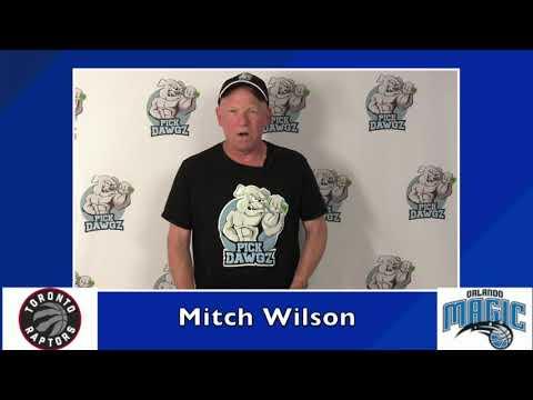 Toronto Raptors vs Orlando Magic 8/5/20 Free NBA Pick and Prediction NBA Betting Tips