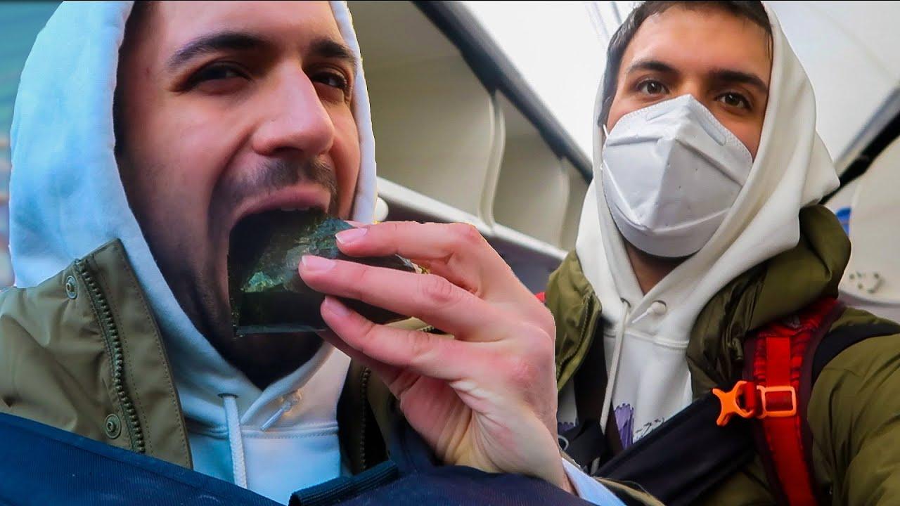 SON ONİGİRİ!! Japonya'dan Polonya'ya Maskeli Yolculuk (Hüzünlü VLOG)