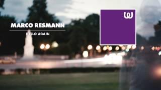 Marco Resmann - Hello Again
