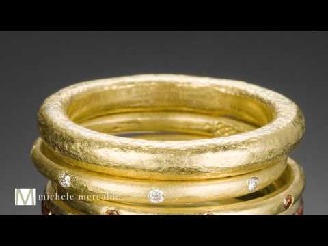 Michele Mercaldo Contemporary Jewelry Design