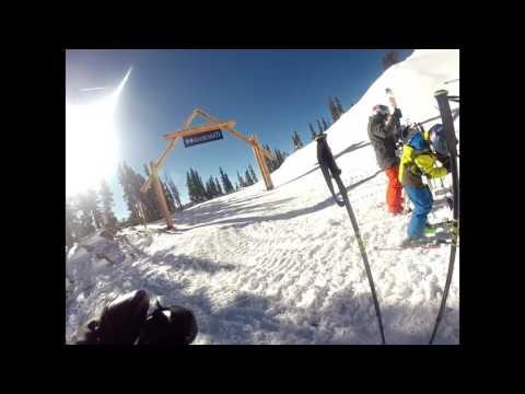 Skiing Mirkwood || Monarch Ski Area 75 Anniversary