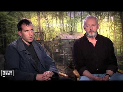 Exclusive : David Morse and Thomas M. Wright Talk Outsiders HD