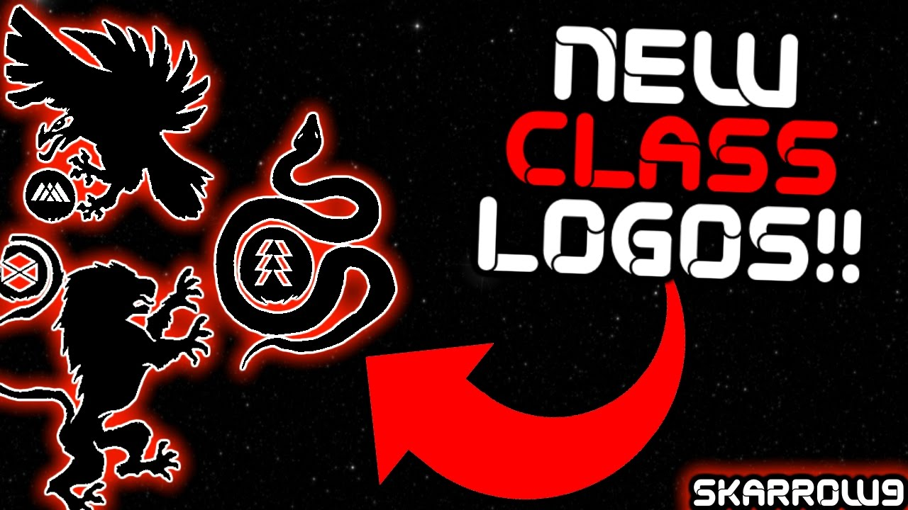 New destiny 2 class symbols what they represent and more youtube new destiny 2 class symbols what they represent and more biocorpaavc Images