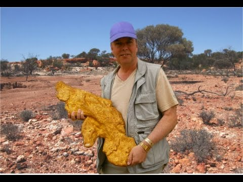 Finding Giant Gold Nuggets in Australia