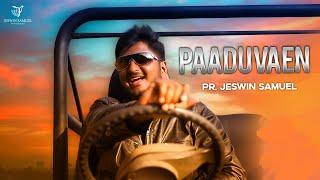 Paaduvaen | Latest Tamil Christian Song | Jeswin Samuel