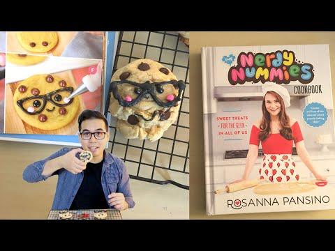🤓Nerdy Nummies Cookbook Challenge: Smart Cookies 🍪