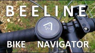 Beeline Bike Navigation Gadget - A satnav for your bike